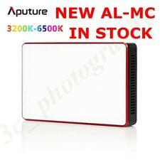 Aputure AL-MC LED 3200K-6500K RGBWW light HSI/CCT/FX Video For Sony Canon Nikon
