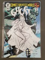 1993 Dark Horse Ghost #1 Comics Greatest World Week #3 NM+