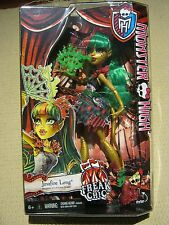 "Monster High Frek Du Chic Doll ""Jinafire Long"""