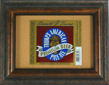 Trump Casino Hotel American Pale Ale Beer Label - Rare Presidential Collectable