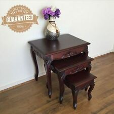 Unbranded Mahogany Living Room Tables
