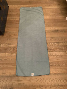 "Gaiam Yoga Mat Towel 24"" X 67"" Non-slip Towel"