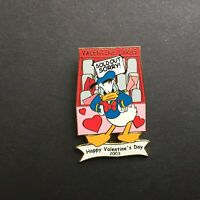 WDW - Valentine's Day 2003 Donald Duck - Limited Edition 1500 Disney Pin 19597