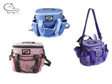 Ekkia Hippo-Tonic Horse Pony Grooming Set Blue/Pink/Purple Brushes Kit FREE P&P