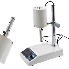 New 220V Adjustable high speed 200W Emulsifying homogenizer Laboratory dispenser