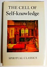 THE CELL OF SELF-KNOWLEDGE 1st American Edition 1981 Spiritual Classic NEW
