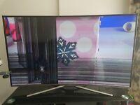 Samsung UE49NU7500  49 Inch Curved Smart LED TV 4K Ultra HD Certified 3