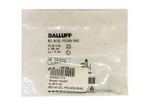BALLUFF BES M12EL-PSC40B-S04G INDUCTIVE SENSOR INDUKTIV NEW