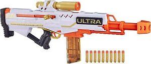 ?New Nerf Gun Ultra Pharaoh Bolt Action Sniper Rifle Boy's Toy Gun Gift Blaster