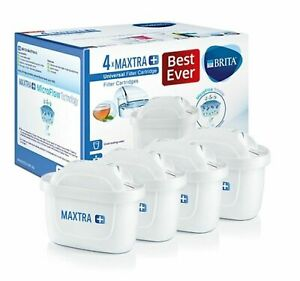 Genuine Brita Maxtra Water Filter Cartridges Vacuum Package MAXTRA+ Cartridge