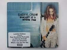 SHERYL CROW : 4 TRACK CD : EVERY DAY IS A WINDING ROAD