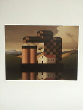 RENNY TAIT, private view invitation card, Flowers gallery, 2012