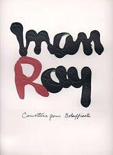"litografia Man Ray ""R"""