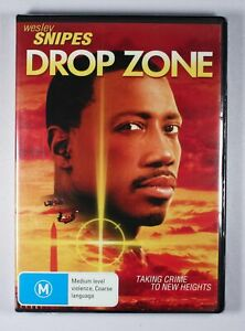 Drop Zone DVD NEW FREE POST