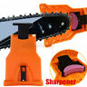 Chainsaw Teeth Wood Working Tools System Sharpener Fast Sharpening Chain