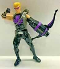 "Hawkeye Avengers Assemble Mighty Battlers 6"" Action Figure Marvel Hasbro 2013"