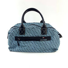 Tommy Hilfiger Womens Blue Purse SPELL OUT