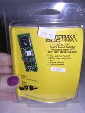 SOUNDTRAXX #820072  Digital Sound Decoder for LLP2K Alco Diesel Locos