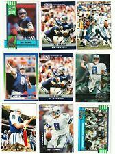 TROY AIKMAN 16 CARD LOT 1990 THRU 1997 DALLAS COWBOYS