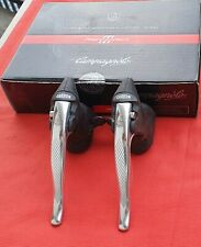 1994 Campagnolo C Record 8 speed Ergopower shifter levers
