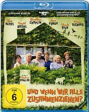Und wenn wir alle zusammenziehen? (Daniel Brühl, Jane Fonda) Blu-ray NEU + OVP!