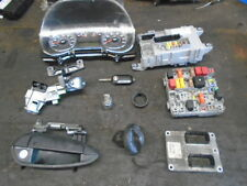 Fiat Punto mk3 05-10 1.4 petrol '59 full kit Set Engine ECU 51847330 ONLY 18k