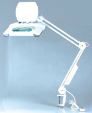 Large 3 Diopter Illuminated LED Magnifying Lamp   8609L Modelling Beauty etc
