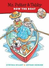 Mr. Putter & Tabby Row the Boat Rylant, Cynthia Paperback