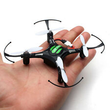 Origine JJRC H8 Mini 2.4G 4CH 6 Axe RTF RC Quadcopter LED Nuit Lumières Drone