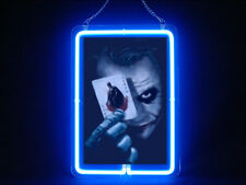 Joker Hub Bar Display Advertising Neon Sign