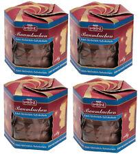 Lambertz 4x 300gr. Baumkuchen Edel Vollmilch  Schokolade 1,2 Kg