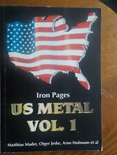 IRON PAGES US METAL VOL.1