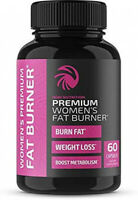 Nobi Nutrition Premium Vegan Fat Burner For Women - Weight Loss Supplement, And