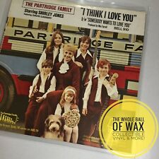Partridge Family - I Think I Love You / Somebody Wants To Love You 45 EXCELLENT