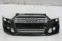 AUDI A1 S1 S LINE FRONT BUMPER WITH GRILL 2015-ON 8XA807437G GENUINE