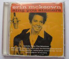 """Erin McKeown - """"Sing You Sinners"""" - CD"""
