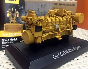 1/25 DieCast Caterpillar Cat G3516 Gas Engine by DieCast Masters DM85238
