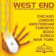 West End International Music Search 2003-2004  (Vinyl - 10/15/2004) NEW