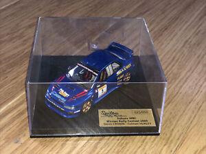 Trofeu Subaru WRC Rally Fastnet 2009 Denis Cronin Limited Edition 25/50 Rare