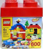 Lego 4628 Fun with Bricks 600 pcs NIB