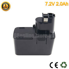 7.2V 2.0Ah Battery For Bosch 2607335153, PSR 7.2VES-2, GSR 7.2VES-2, GBM GDR GSR