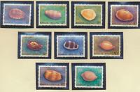 Samoa Stamps Scott #478 To 486, Mint Hinged, Short Set