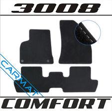 Peugeot 3008 Bj. 2009- Fussmatten Autoteppiche COMFORT