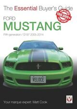 Ford Mustang 5th generation/S197 the essential buyers guide book paper