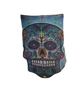 New Sugar Skull Oversized Day of the Dead Towel Beach Bath Pool Gift Velour SOFT
