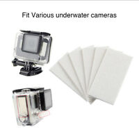 12pcs Anti-Fog Inserts Camera Waterproof Case Accessories for Gopro Hero 5 6 3 2