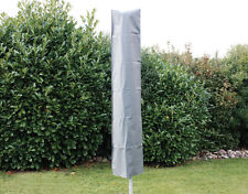 Schirmhülle Ø 2,5 - 4,5 m Schutzhülle Sonnenschirm Wasserdicht Sonnenschirmhülle