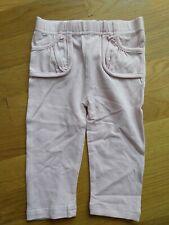 NEW Just Pink Baby Girl's Light Pink Full Length Legging 36M