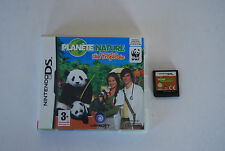 PLANET NATURE AU SECOURS DE L ILE TROPICAL - NINTENDO DS - VF