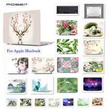 Laptop Hard Case Rubberized Key Skin Cover Fit Apple MacBook Pro Retina Air Mac
